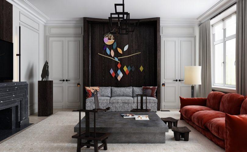 Дизайн интерьера Марины Филипповой