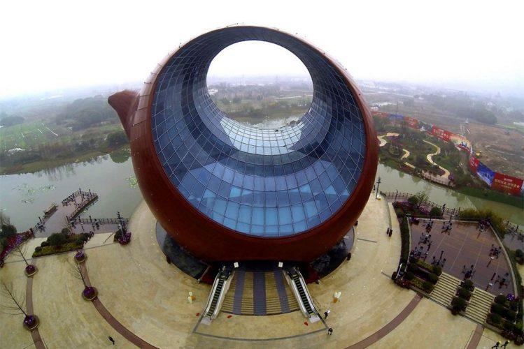 уникальные здания мира