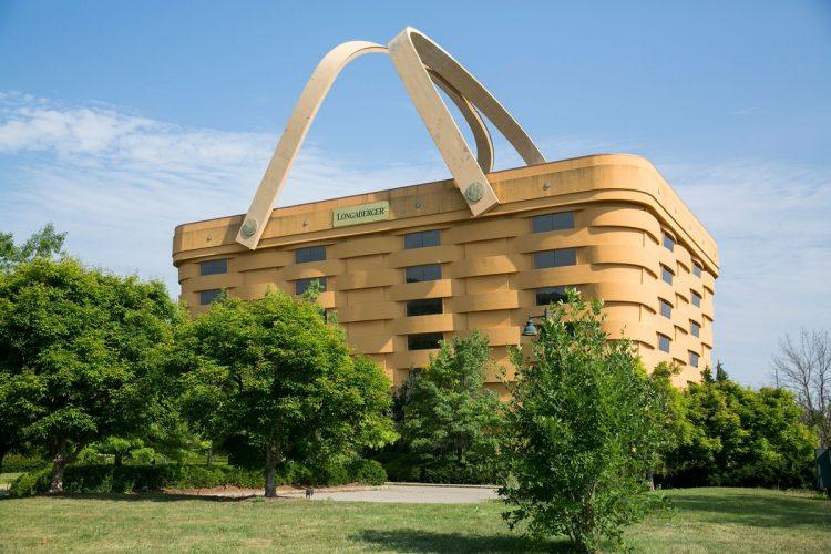 здание-корзина