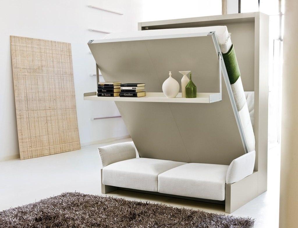 Необычная мебель-трансформер: фотоподборка