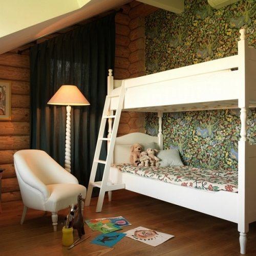 Детская комната в доме Пореченкова