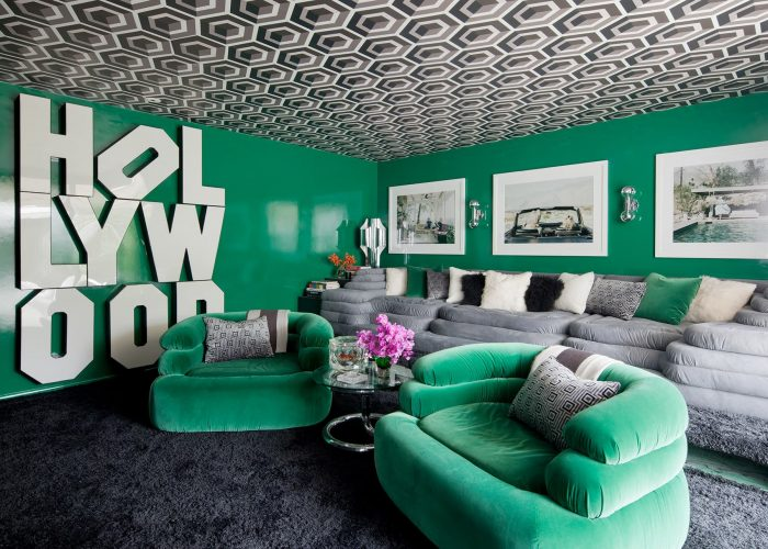 Графический потолок