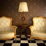 кресла в классическом стиле