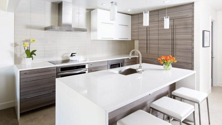 Тренды в интерьере кухни 2019