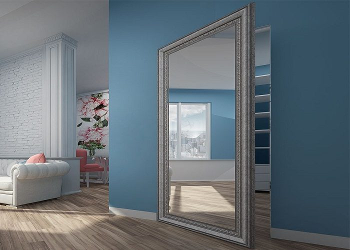 Комната за зеркалом