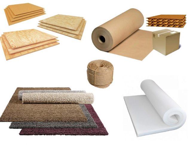 Материалы для создания домика