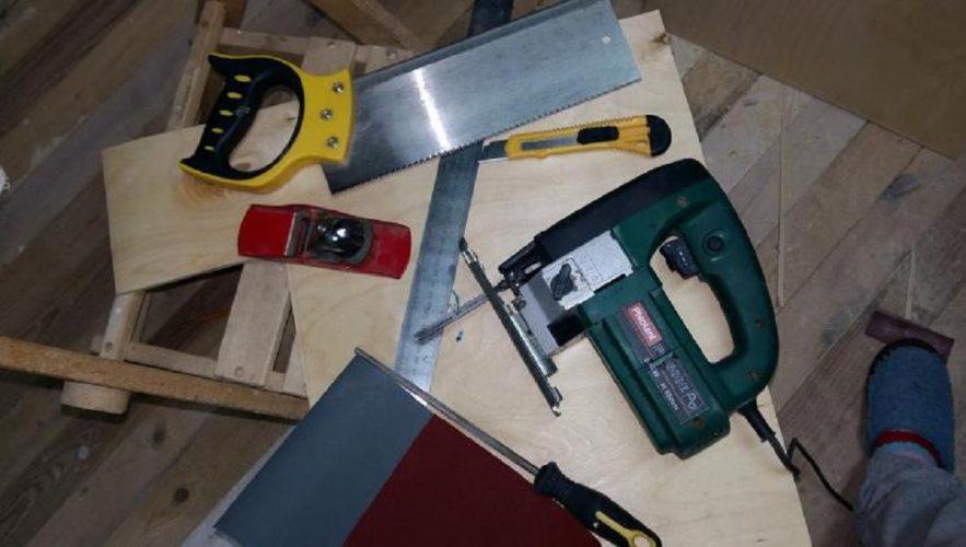 Инструменты для создания домика