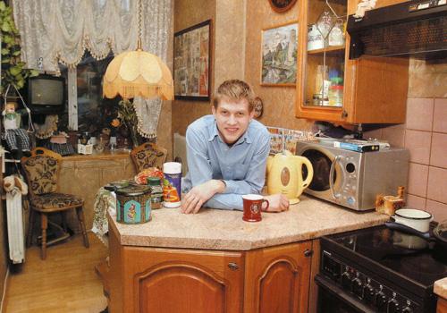 Кухня телеведущего