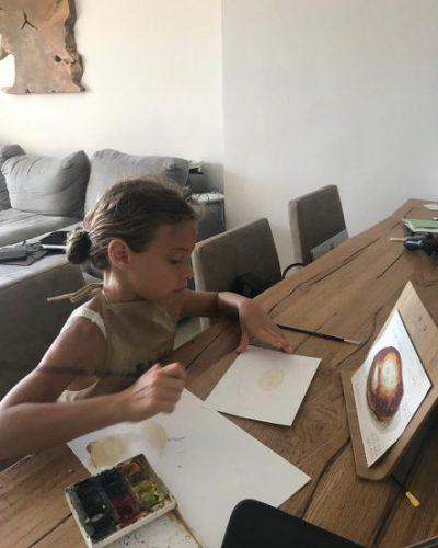 Комната дочки Сергея Жукова