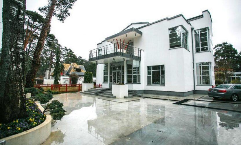 Дом Лаймы Вайкуле