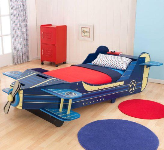 Кровать-самолёт