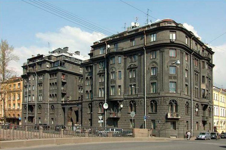 Дом Шнурова