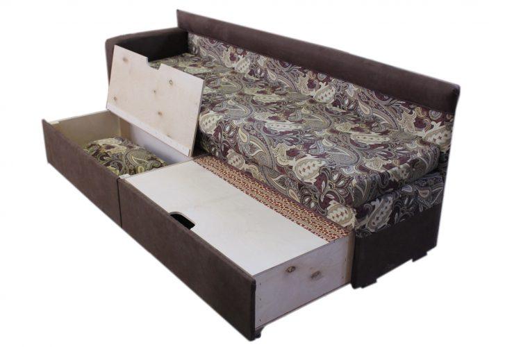 Изготовление раскладного диванчика