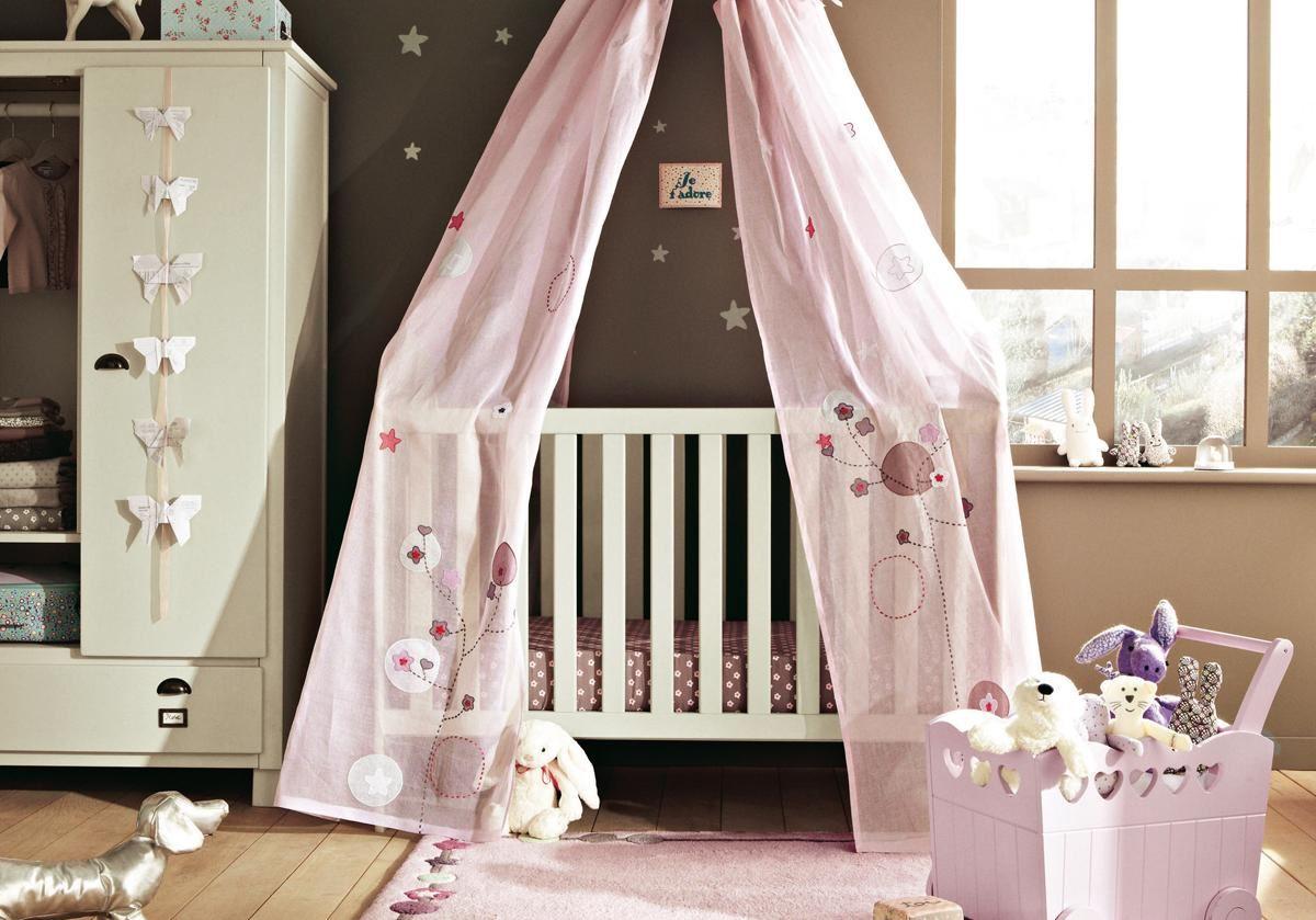 Детская кроватка с балдахином картинки