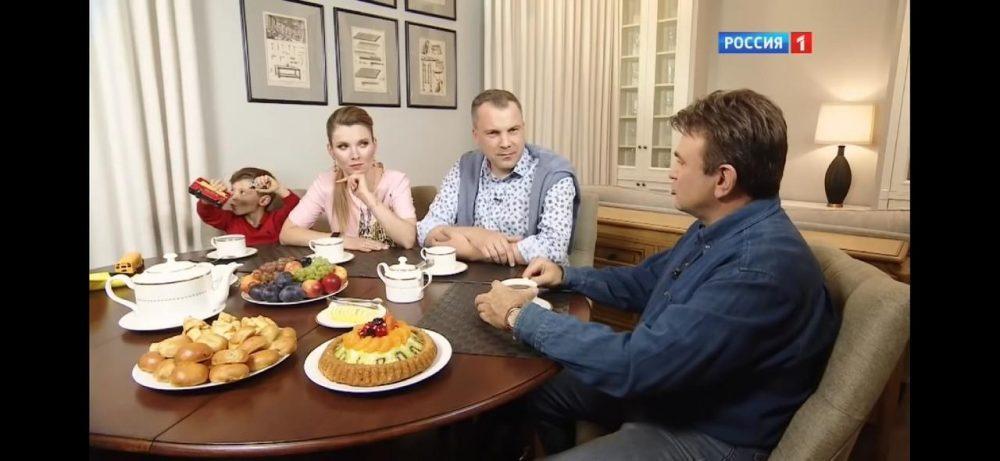 Дом Ольги Скабеевой и Евгения Попова