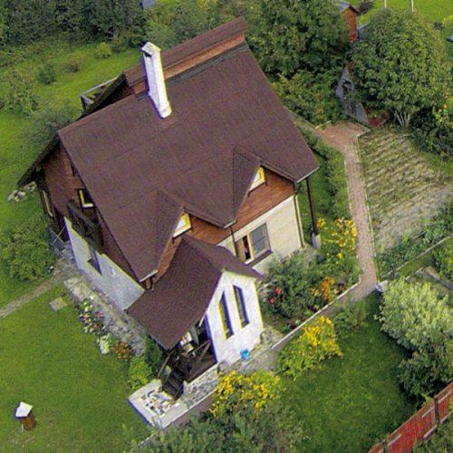 Загородный дом Юрия Шевчука