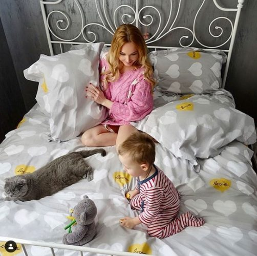 Спальня семьи Пынзарь