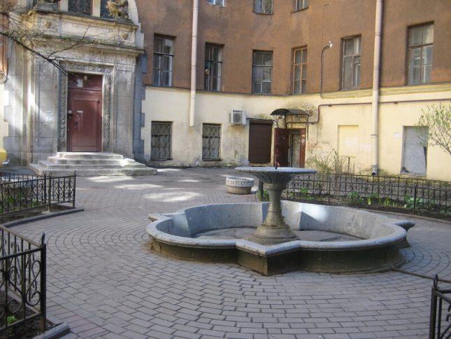 Дом Юрия Шевчука