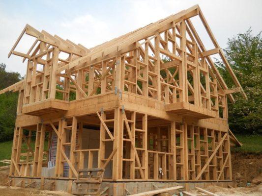 Надежность строительства каркасных домов от профессионалов