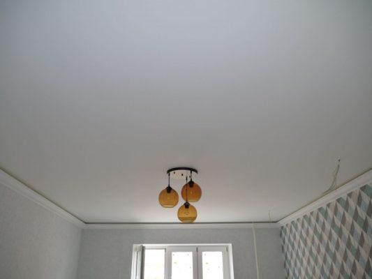 Натяжные потолки – привлекательное решение для любого дома