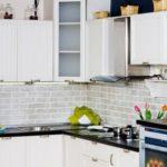 Белые кухни в современном стиле, советы и фото примеры