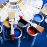 Лакокрасочные материалы- это составы, образующие после высыхания прочную пленку