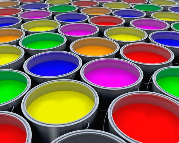 Лакокрасочное покрытие для бытового и промышленного применения