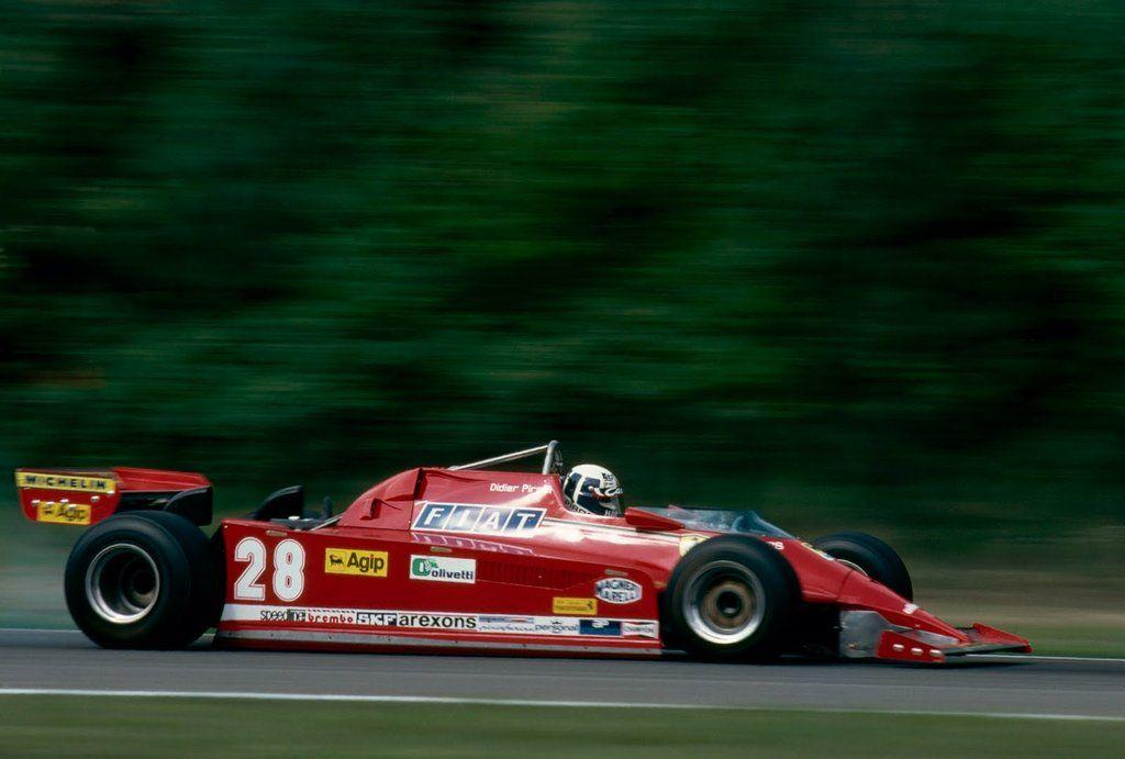 Ferrari Tipo 021/031