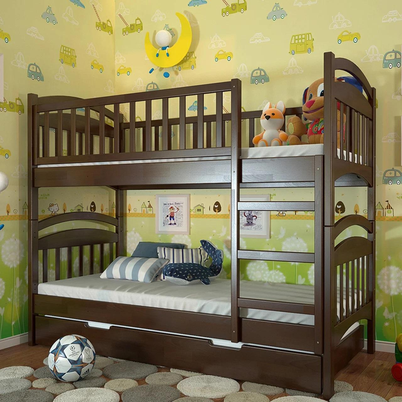 Обустройство детской комнаты для двоих