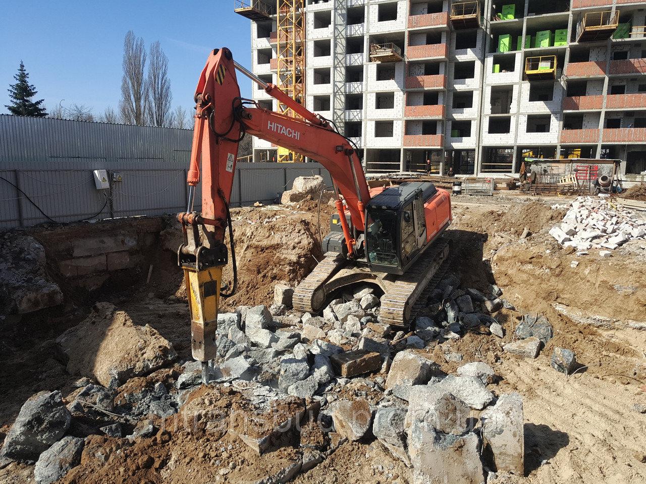 Как выполняется демонтаж зданий