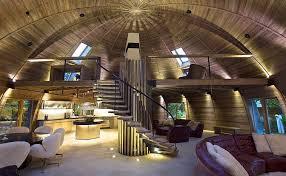 Варианты дизайна купольных домов