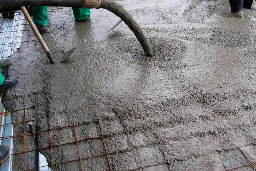 Производство бетона всех марок в Москве и московской области