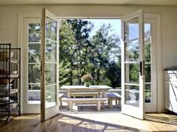 Террасные двери и их некоторые характерные особенности