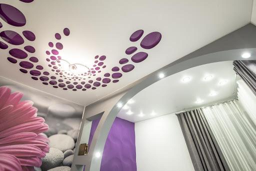 Натяжные потолки - преимущества, стоимость, комфорт
