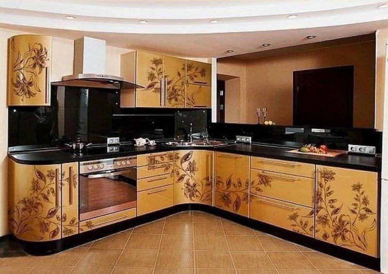 Практичный выбор кухонной мебели