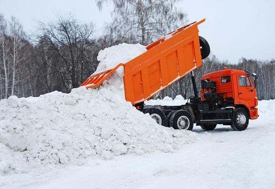 Доставка нерудных материалов, уборка снега, вывоз грунтов