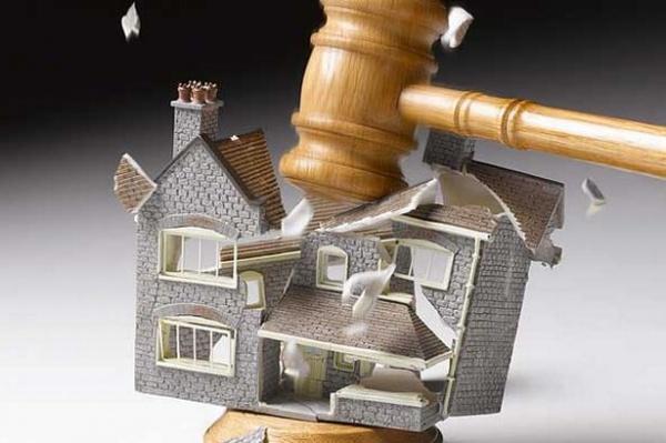 Незаконное строительство легализовать нельзя разрушить