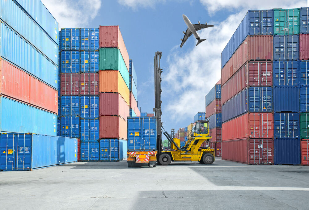Доставка грузов при помощи контейнерных перевозок
