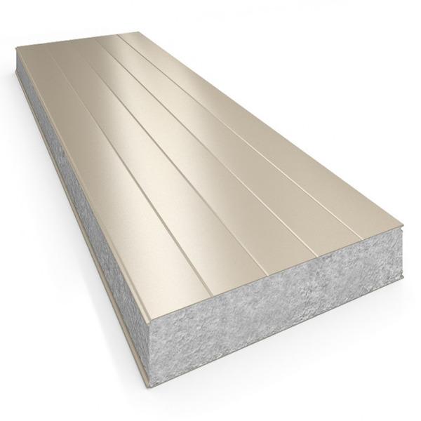 Сэндвич панели - суть и особенности многослойного строительного материала
