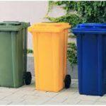 Пластиковые мусорные контейнеры 240 литров