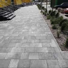 История тротуарной плитки
