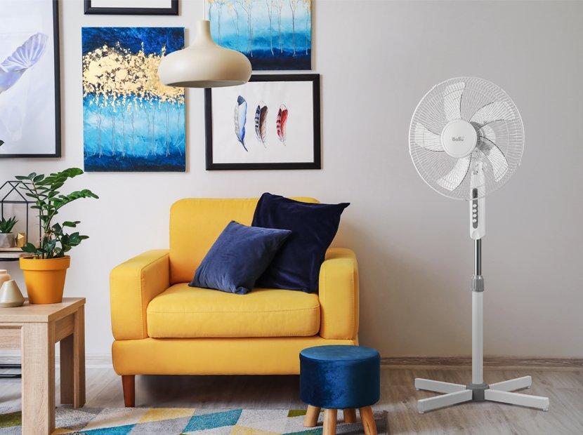 Почему вентиляторы не теряют актуальности и как выбрать устройство для использования дома