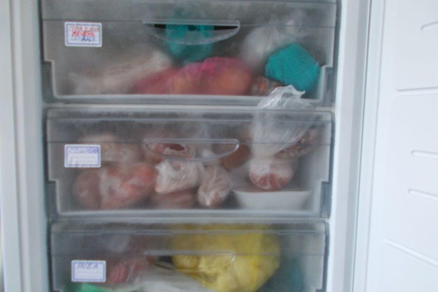 Заморозка продуктов в домашних условиях