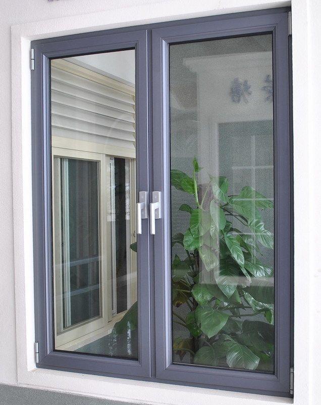 Отличия алюминиевых и деревянных окон