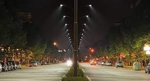 Наружное светодиодное освещение