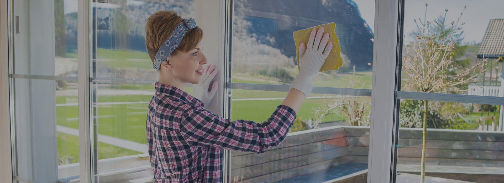 Как часто надо мыть окна?