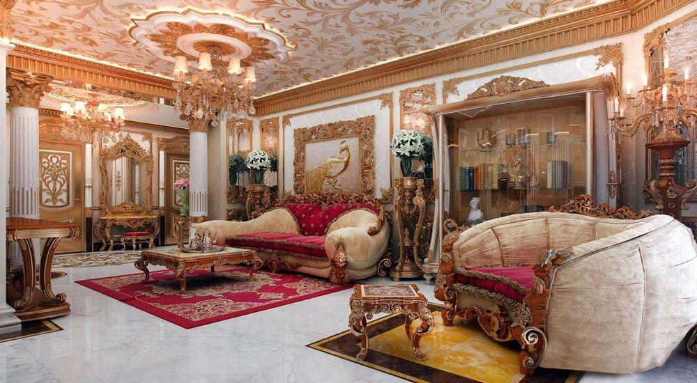 Используем восточный стиль для декора квартиры